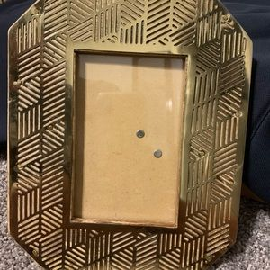 Gold Frame from Target